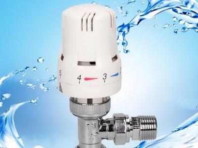 Принцип работы термостатического клапана