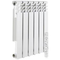Биметаллический радиатор Rommer Optima Bm 500 (4 секции)