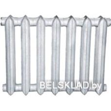 Чугунный радиатор Луганский ЛМЗ МС-140 М4 500 (4 секции)