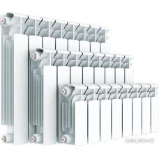 Биметаллический радиатор Rifar Base 500 (5 секций)