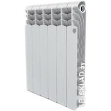 Алюминиевый радиатор Royal Thermo Revolution 500 (4 секции)
