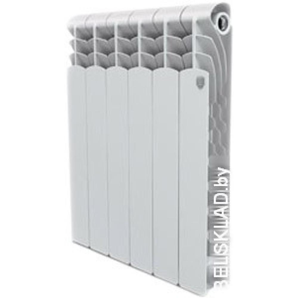 Алюминиевый радиатор Royal Thermo Revolution 500 (8 секций)