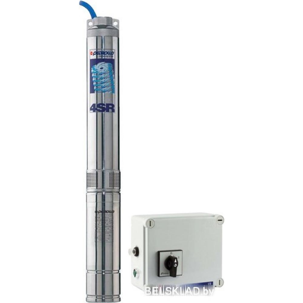 Скважинный насос Pedrollo 4SR4m/14-P с QEM 150