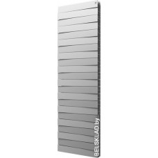 Биметаллический радиатор Royal Thermo Pianoforte Tower 500 Silver Satin (22 секции)