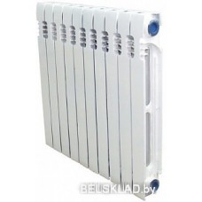 Чугунный радиатор STI Нова-500 (4 секции)