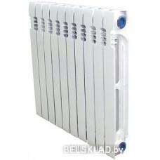 Чугунный радиатор STI Нова-500 (9 секций)