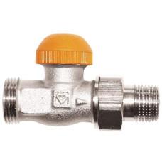 Термостат. клапан прямой 3/4 STI