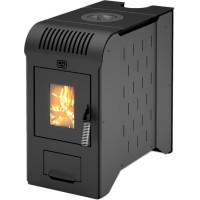 Свободностоящая печь-камин Теплодар Метеор 150