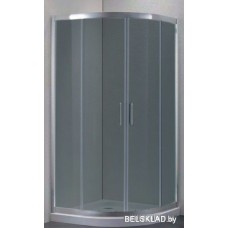 Душевой уголок Adema Гласс Лайн 80 (тонированное стекло)