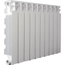 Алюминиевый радиатор Fondital Calidor Super B4 350/100 V69001407 (7 секций)