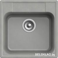 Кухонная мойка GranFest QUARZ GF-Z48 (серый)