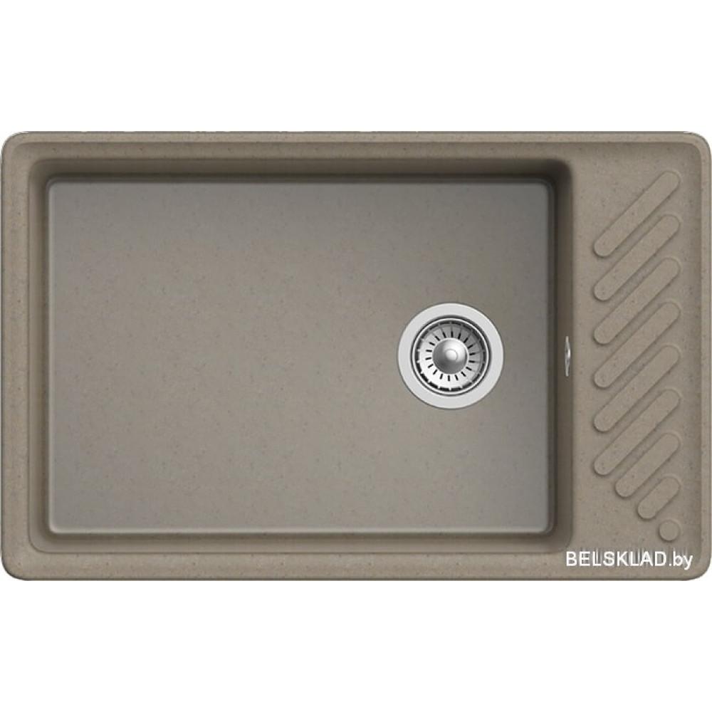 Кухонная мойка GranFest QUARZ GF-ZL51 (песочный)