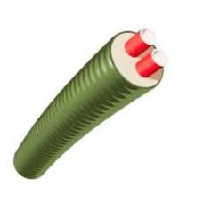 ПИ-Труба Brugg OPTIPEX DUO 2х25х2,3/91 DN20, 6 bar. R2X2591