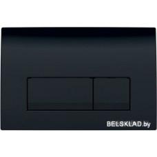 Панель смыва Geberit Delta 51 115.105.DW.1 (черный глянцеый)