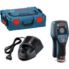 Детектор скрытой проводки Bosch D-tect 120 Professional 0601081301 (с АКБ и кейсом)
