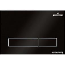 Панель смыва Lavinia Boho Relfix 380501MB (матовый черный)