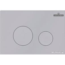 Панель смыва Lavinia Boho Relfix 380502MC (матовый хром)