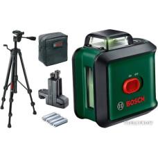 Лазерный нивелир Bosch UniversalLevel 360 Premium 0603663E01 (штатив, держатель)