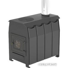 Свободностоящая печь-камин Везувий Комфорт 200 (ДТ-3)