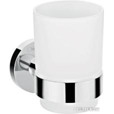 Стакан для зубной щетки и пасты Hansgrohe Logis 41718000