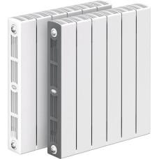 Биметаллический радиатор Rifar SUPReMO 350 (8 секций)