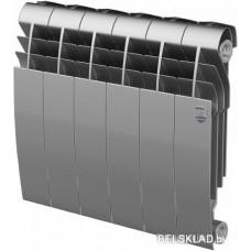 Биметаллический радиатор Royal Thermo Biliner 350 (Silver Satin, 14 секций)