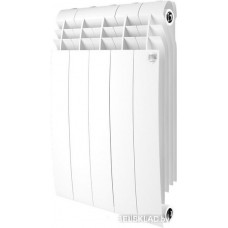 Биметаллический радиатор Royal Thermo BiLiner 500 Bianco Traffico (2 секции)