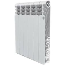 Алюминиевый радиатор Royal Thermo Revolution 350 (8 секций)